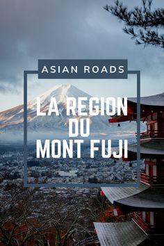 Découvrez le mythique Mont Fuji et ses alentours Mont Fuji, Destinations, Roads, The Holy Mountain, Travel, Road Routes, Street, Travel Destinations