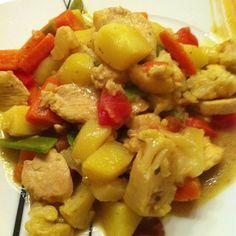 Oriental vegetable stir-fry | FoodPrincess