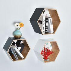 Cube Wall Shelf, Cube Shelves, Corner Shelves, Wood Shelves, Floating Shelves, Design, Home Decor, Diy Wood Shelves, Wooden Shelves