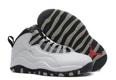 "new concept da2d9 0a27b Find Air Jordans 10 Retro ""Steel"" Shoes For Sale Lastest online or in  Pumarihanna. Shop Top Brands and the latest styles Air Jordans 10 Retro  ""Steel"" Shoes ..."