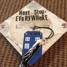 doctor who graduation cap - Cerca con Google
