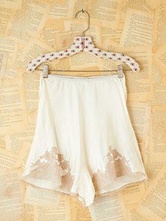 Vintage Lace Knickers