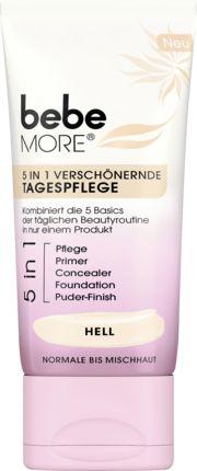 bebe More 5in1 Verschönernde Tagespflege Hell