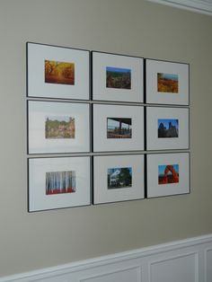 This Grouping Of Photographs Displays Images From Our Familyu0027s Favorite  Places. I Chose A Very