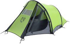 Nemo Morpho 2p, uses no tent poles