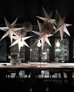 [New] The 10 All-Time Best Home Decor (Right Now) - Ideas by Trena Pino - The perfect Christmas table Whats your favourite Christmas dish? Scandinavian Christmas Decorations, Scandi Christmas, Decoration Christmas, Christmas Interiors, Xmas Decorations, Christmas Projects, Christmas Home, Christmas Lights, Holiday Decor