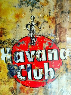 Handmade Plaques & Decorative Signs Home, Furniture & DIY Havana Club, Havana Bar, Havana Nights Party Theme, Viva Cuba, Havanna, Cuban Art, Aluminum Signs, Bar Signs, Vintage Travel Posters