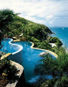 Top Spas in the World   Rosewood Little Dix Bay, Virgin Gorda, British Virgin Islands