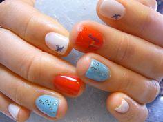 so cute!!! by nail salon hokuri