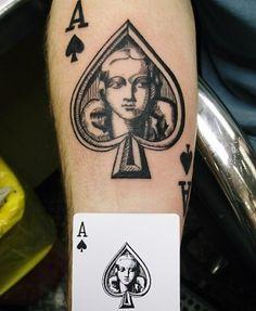 Ace of spades tattoos designs ideas and meanings tatring ace Ace Of Spades Tattoo, Spade Tattoo, Gambling Quotes, Gambling Tattoos, Card Tattoo, Gambling Machines, Budget Template, Tattoo Designs, Tattoo Ideas