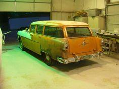 1956 pontiac wagon for sale | For Sale - Legens Hot Rod