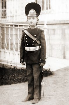 Alexei, 1911