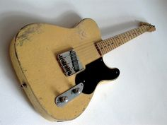 HOLY GRAIL PINE-RebelRelic Vintage Style Relic Guitars
