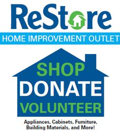Shop Donate Volunteer Look For Your Local Habitat