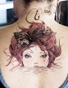 inspirational-tattoo...love this
