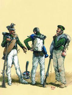 Russian Line Infantry, Grenadiers