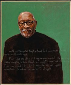 Cecil Williams (born September 22, 1929) was pastor of Glide United Methodist Church in San Francisco for 47 years and now serves as Minister of Liberation for the related Glide Foundation, the largest social service provider in San Francisco. Glide was one of the first churches to welcome LGBQT people and other non-traditional members. He is a graduate of Huston-Tillotson University and was one of the first 5 African American graduates of SMU's Perkins School of Theology…