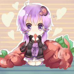 Vocaloid, Chibi, Image, Anime Art