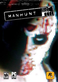 manhunt game cover - Google Search