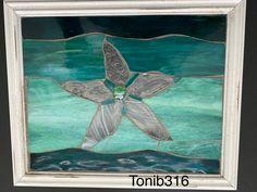 Starfish, Like Me, Teal, Painting, Art, Art Background, Painting Art, Kunst, Paintings