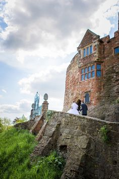 Tamworth Castle wedding