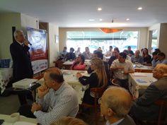 Palestra no Geraldinho/ES sobre Coaching. Ferramenta competitiva. Promoção Kasal julho 2012