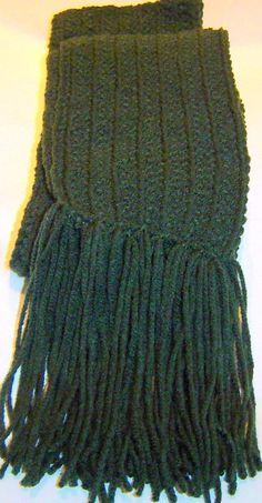 Sage scarf