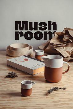 "#terracotta #ceramics by #suepryke #madeintheuk #wooden bowls #madeingermany by @bykommod #booklove ""Pilze"" published by #matthesundseitzberlin #diesellerie #jeanhenrifabre #mushrooms #mushroomart #mushroomlove #judithschalansky #naturkunden #matthesseitzberlin #matthesseitzverlag #suepryke #bykommod #homeaccessories #fairdesign #madeineurope #conceptstore #shopsofvienna #stilllife #stilllifephotography #stillleben #stilllebenfotografie #livingroominspo Hidden Treasures, Tableware, Home Decor Accessories, Stop Motion Photography, Fungi, Homes, Dinnerware, Dishes, Place Settings"