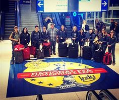 We have arrived safely in Indianapolis for National Convention!! #caffa #ffa #nationalconvention #transform