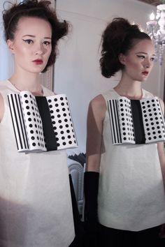 marcella rallo paper dress