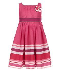 Samara Stripe Dress