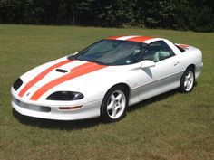 1997 Chevrolet Camaro Z28- otherwise known as Bricen's car (I think... might be the wrong model, idk) that he thinks is THE coolest thing around