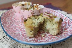 Lemon Pistachio Cakes (Paleo, Gluten Free)