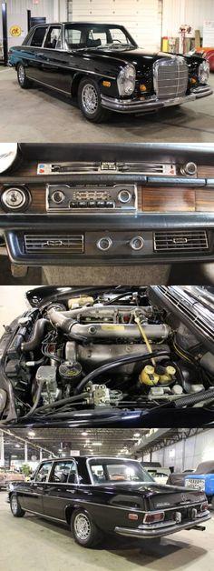 1969 Mercedes Benz 300 SEL 6.3