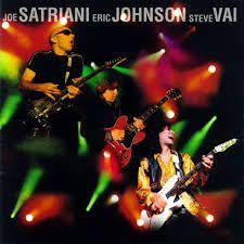 JOE SATRIANI - G3 Live In Concert