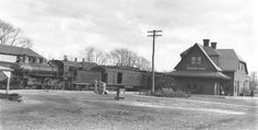 https://flic.kr/p/kY5uu2 | Georgetown Train Station | Steam locomotive and train at the Georgetown, Delaware Station ca. 1920's. From the Delaware Public Archives Purnell Collection. 9015-003-001 11467pn.  Written permission required prior to use.