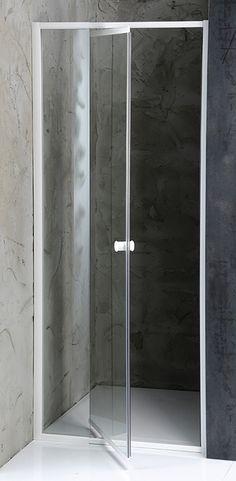 Amico G100 nastavitelné sprchové dveře 100 - 122 | Koupelny SEN