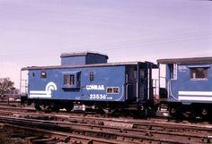 Conrail at Dayton Ohio unknown date Vintage Trains, Norfolk Southern, Rail Car, Dayton Ohio, The Good Old Days, Locomotive, Worlds Largest, Division, 1970s