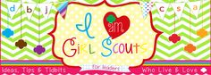 I am Girl Scouts Blog- Awesome blog for leaders with great printables!!