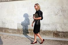 Adenorah / PFW DAILY //  #Fashion, #FashionBlog, #FashionBlogger, #Ootd, #OutfitOfTheDay, #Style