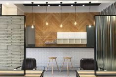 Cafe' Salon by 90id Design, Taipei – Taiwan