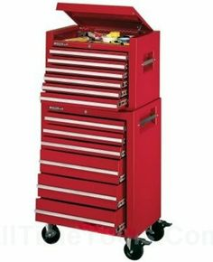 Get it now.. Remline 17506/93506-DS 6-Drawer Extra Deep XQL Tool Chest and 5-Drawer XQL Roller Cabinet