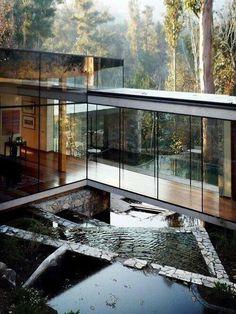 Lush house!
