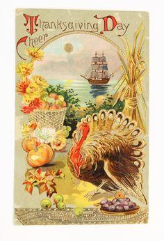 vintage ~ Thanksgiving