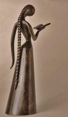 Sorprenda Pics & Vids Arte del metal - Jean Pierre Augier Escultura Funciona ...