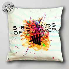 5 sos 33 pillow case, cushion cover ( 1 or 2 Side Print With Size 16, 18, 20, 26, 30, 36 inch )