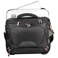 elleven™ Checkpoint-Friendly Wheeled Compu-Case - 0011-98 - 0011-98 - Leeds - Price: $129.25/ea (Qty: 95)