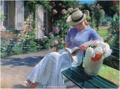 VLADIMIR VOLEGOV - MIDDAY IN JUNE