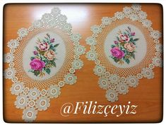Color Patchwork X-Stitch Embroidered Table Cloth Inch Free Crochet Doily Patterns, Bobbin Lace Patterns, Crochet Designs, Crochet Doilies, Cross Stitch Heart, Cross Stitch Flowers, Lace Window, Wedding Tablecloths, Crochet Curtains