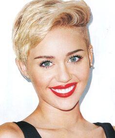 Miley Cyrus, beauty